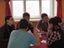 Финальная игра Второго Чемпионата городского поселения Воскресенск по спортивной версии игры « Что? Где? Когда?»